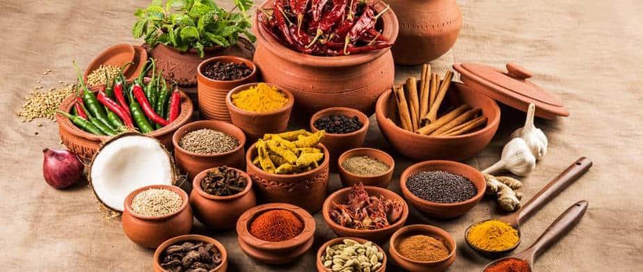 Organic Bulk Spices