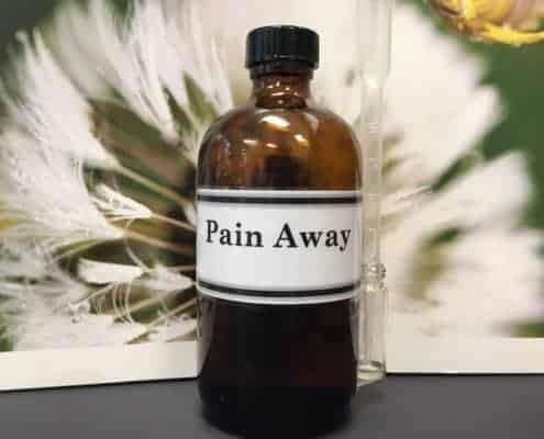 Essential Oil Blend Pain Away