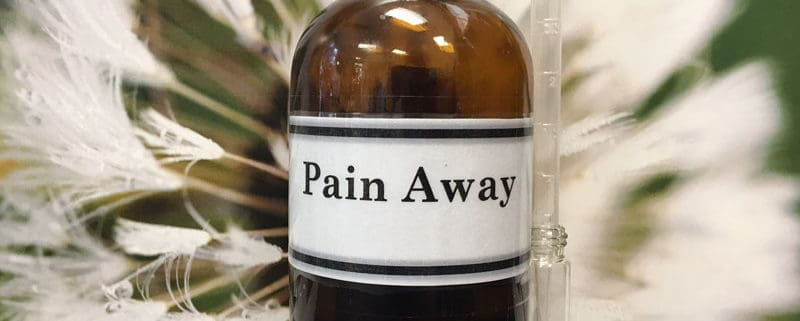 Essential Oil Blend Pain Away